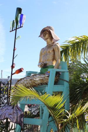 Cortez, FL: Outside