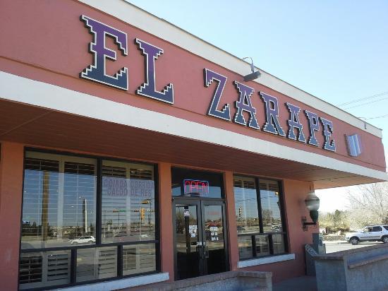 El Zarape Restaurant Paso