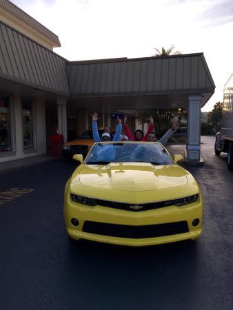Hialeah, FL: Lugar top perto de tudo , ambiente agradável , recepção boa e eficaz , eu recomendo.