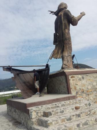 Lake Chapala (Lago de Chapala): Jesus pescador 3