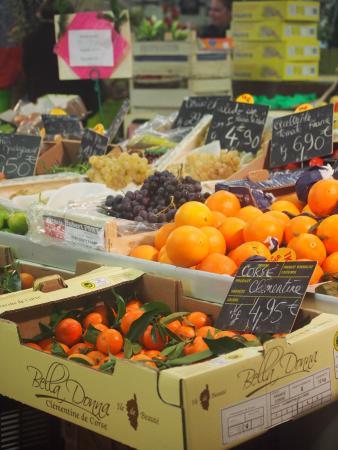Le marché de l'Arquebuse