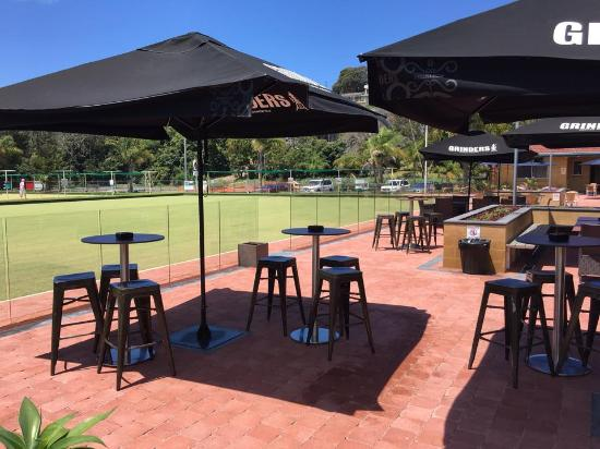 Tathra, Австралия: NEW Alfreso Area
