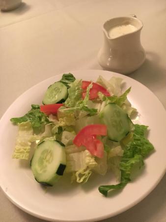 Bayside, État de New York : salad