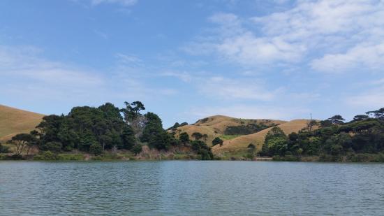 Raglan, Nueva Zelanda: Rolling hills