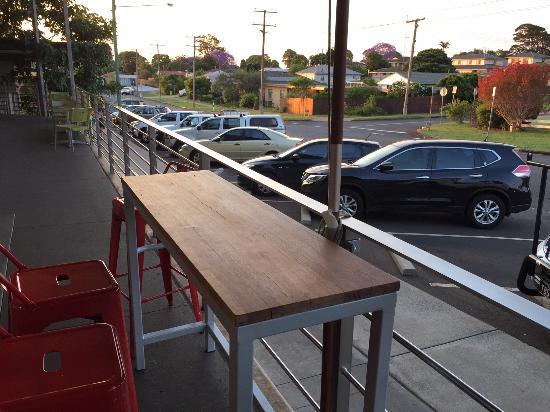 Fish Depot Toowoomba  Exterior seats