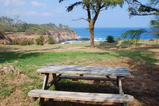Kapaau, Havaí: Private Picnic Area