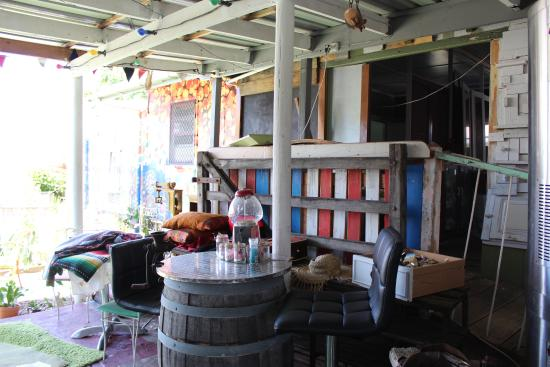 Ramshackle Cafe