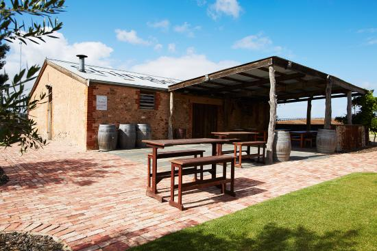 Shingleback Wine Cellar Door