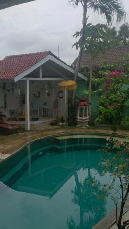 Puri Dukuh Accommodation: Relax corner