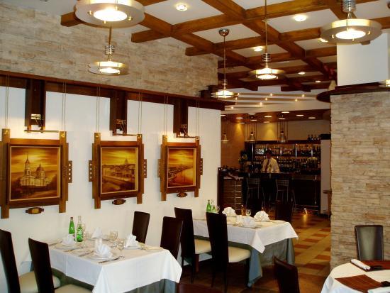 Ресторан кама ижевск ревизорро