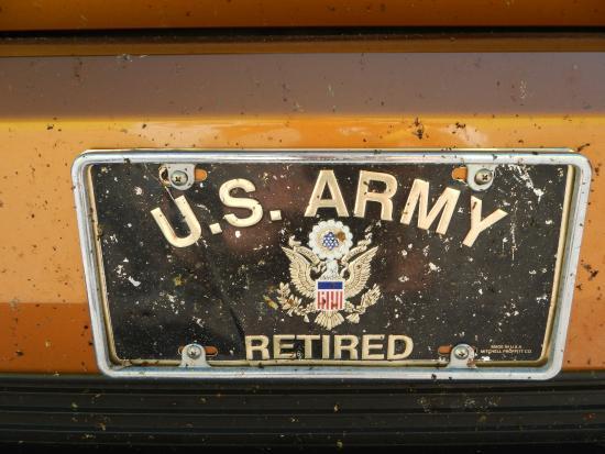 Amargosa Valley, NV : l'armée n'est jamais loin