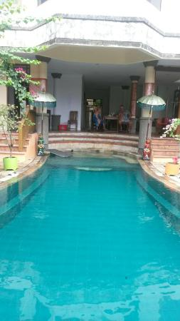Puri Dukuh Accommodation : Beautyful new balinese style dekoration