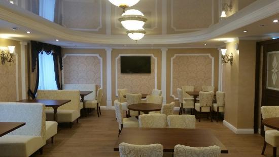 Гранд-Кафе: Банкетный зал