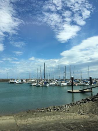 Urangan, Australia: Beautiful harbour views