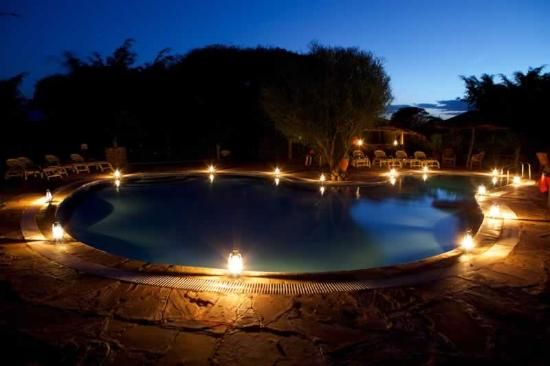 Kibo Safari Camp: Swimming Pool