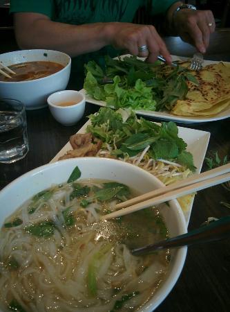 Footscray, Austrália: Viet Soup Kitchen