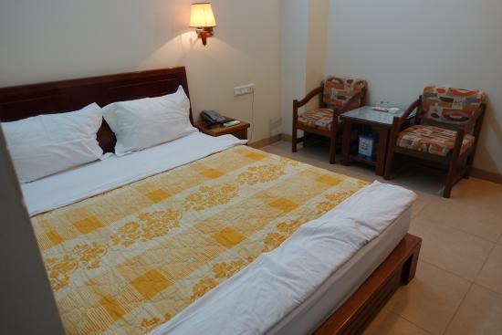 Hoang Hai (Golden Sea) Hotel: Room was clean and spacious