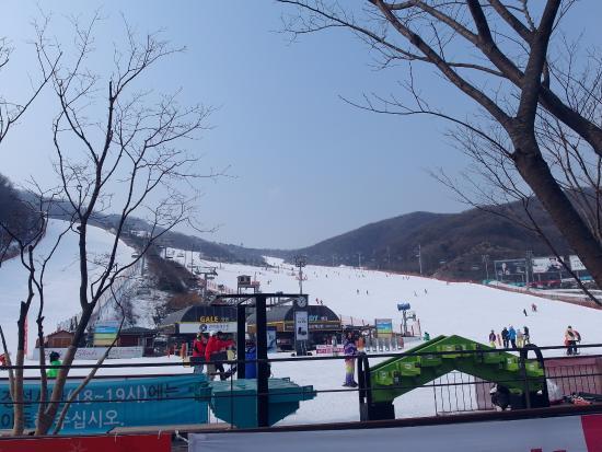 南韓廣州市: 景觀一隅
