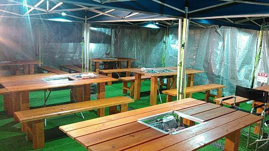 Ryogoku Barbecue Garden