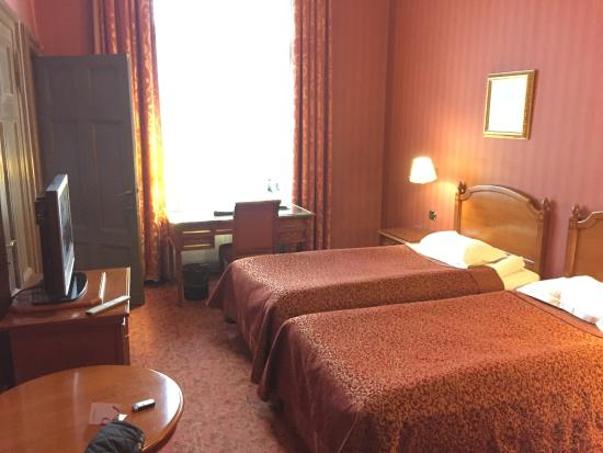 Europa Royale Riga: Double room