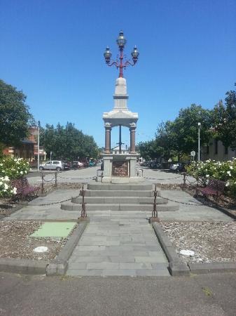 South Melbourne, أستراليا: Boer War Memorial
