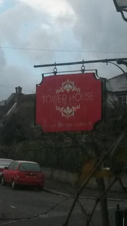 Tower House 1066: Great breakfast