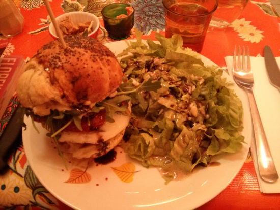 Cuisine et gourmandises : Burger