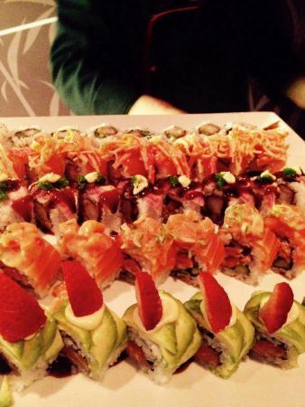 Godzilla Sushi Bar: Sushi lover