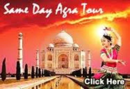 Honeymoon Inn Manali: Same Day Agra Tour