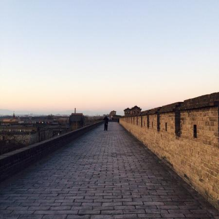 Pingyao County, Chine : Fantastic ancient wall!