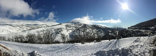 Perisher Valley, أستراليا: Snowy Mountains at their best!