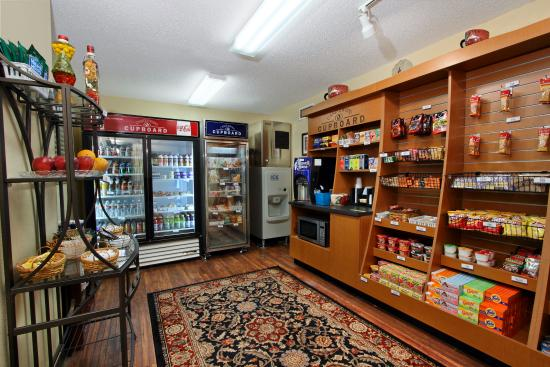 Rogers, AR: Vending