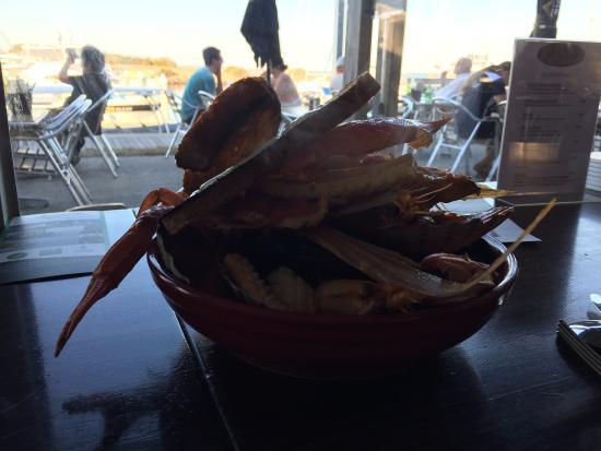 Queenscliff, Αυστραλία: Seafood soup Bouillabaisse