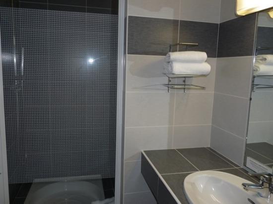 Joue-Les-Tours, Francia: Salle de bain
