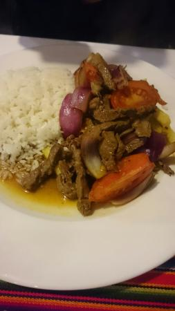 Quinoa Restaurante Cocina Peruana