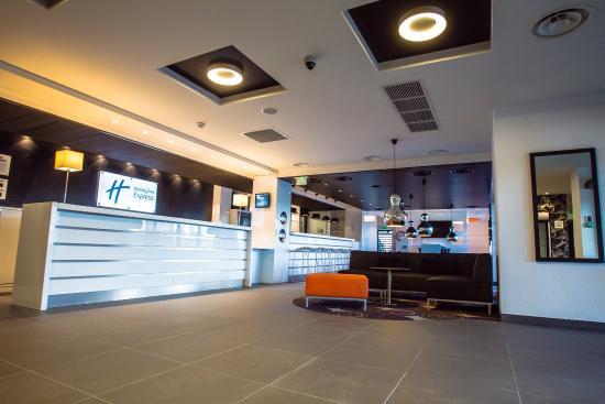 Saint-Apollinaire, France : Hotel Lobby