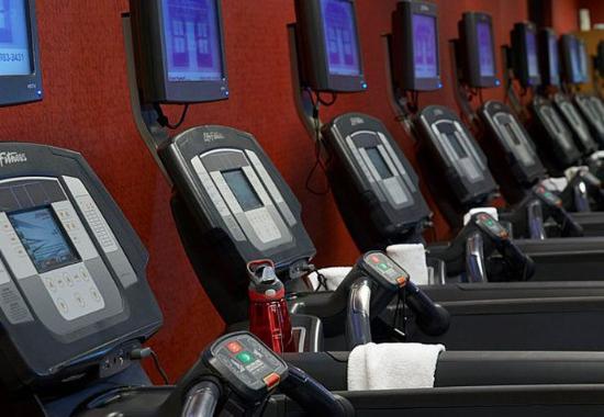 Hebron, Кентукки: Fitness Center