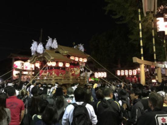 Daito, Япония: 諸福天満宮