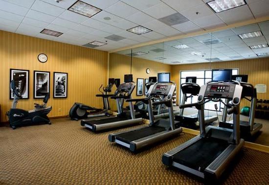 Billerica, MA: Fitness Center