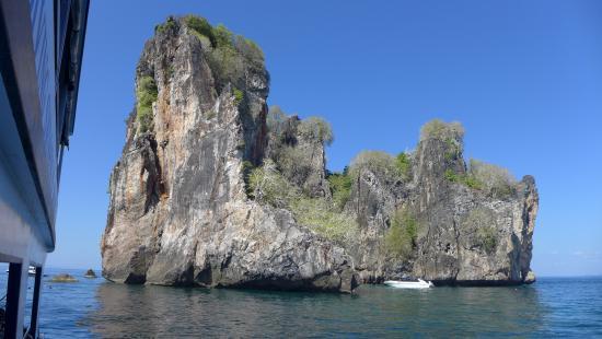 Kota Phuket, Thailand: Diving site near PhiPhi