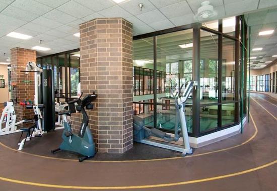 Edina, MN: Edinborough Indoor Track & Fitness Center