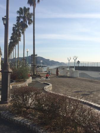 Kure Port Pier Park