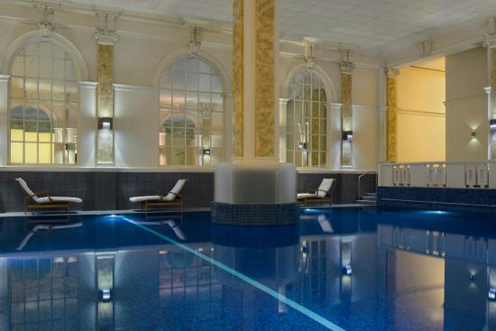 Health Club Pool Picture Of Le Meridien Piccadilly London Tripadvisor