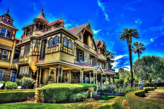 Campbell, CA: Winchester Mystery House