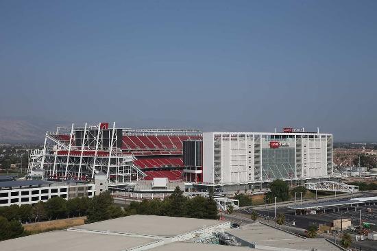 Campbell, CA: Levi's Stadium Exterior