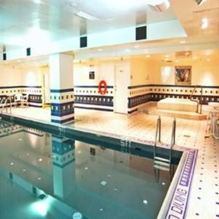 International Hotel Calgary: Recreational Facilities