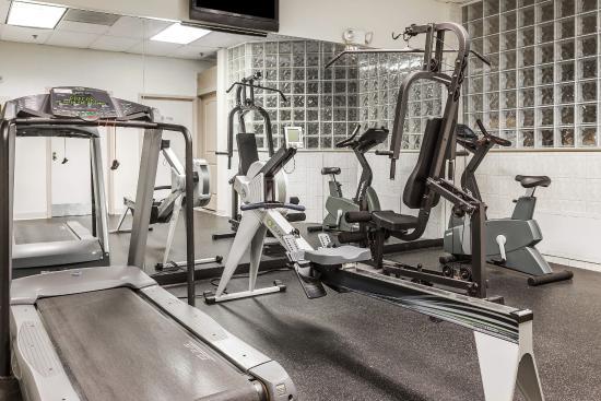 كومفورت إن آند سويتس سياتل: Fitness Center