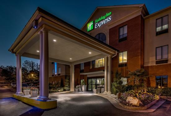 Canton, Τζόρτζια: Hotel Exterior