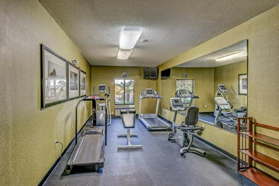 Canton, GA: Fitness Center