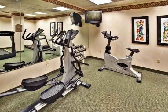 Coralville, IA: Fitness Center